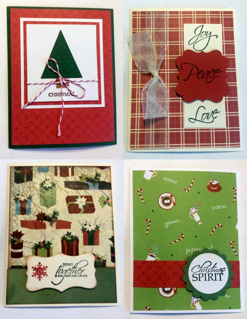 Christmas Card Kit #2 - page 2